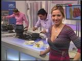 Merrilees Parker (Travel Channel/BBC Food)
