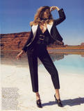 Gisele Bundchen Does Vogue Magazine Pictures
