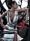 "Linda Vojtova # Covers : Vogue Australia, Surface USA, Elle France and Italy. Foto 3 (Линда Войтова # Материалы: Vogue Австралии, США Поверхность "","" ELLE Франция и Италия. Фото 3)"