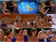Cariba Heine, Phoebe Tonkin, Indiana Evans, Taryn Marler - H2O - Just Add Water - Season 3 - Collages - Part 7