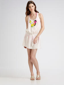 Камила Финн, фото 22. Camila Finn Sak Fifth Avenue Swimwear Photoshoot, photo 22