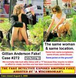 Man, I don't know why I didn't catch this earlier (as Gillian Anderson is one of my fav's), but Natureboy, one of your pix in post 15 is a fake. Here's the proof: Foto 159 (Человек, я не знаю, почему я не пойму это ранее (Джилиан Андерсон является одной из моих избранным), но Natureboy, один из ваших пикселей в должность 15 является подделкой.  Фото 159)