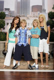Brenda Song - 'The Suite Life' Promo pics