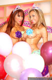 Кристин Мендоза, фото 185. Christine Mendoza & Pam Rodriguez-B'day Girls, foto 185