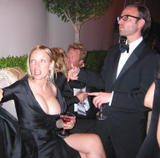 Uma Thurman....Mighty Cleavage