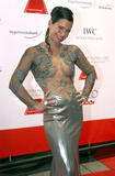 Sandra Speichert - cthru dress @ Deutscher Filmball